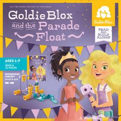 Goldie Blox & Parade Float
